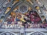 ベルン大聖堂・最後の審判のレリーフ