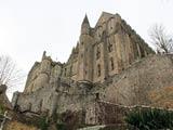 モン・サンミッシェル、尖塔の修道院