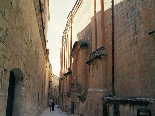 イムディーナの路地 | 壁紙 ...