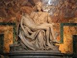 サン・ピエトロ大聖堂 ミケランジェロのピエタ