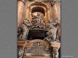 サン・ピエトロ大聖堂 インノケンティウス12世の祭壇