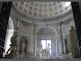 バチカン美術館展示の彫刻品