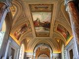 バチカン美術館天井画