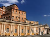 バチカン サン・ピエトロ大聖堂付属施設