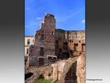 トラヤヌス浴場遺跡