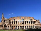ローマの古代闘技場遺跡・コロッセオ